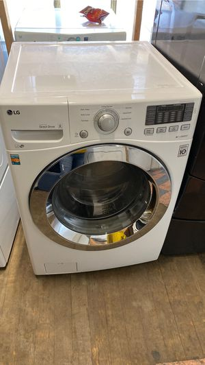 LG HE FRONT LOAD WASHER 4.5 CF for Sale in Covina, CA