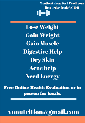 Lose Weight, Gain Weight,weight loss ,Need Energy for Sale in Tampa, FL