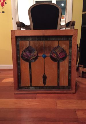 Antique stained glass for Sale in Owings Mills, MD