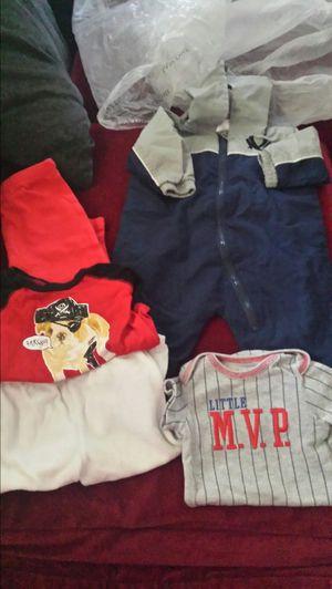6/9 months boy clothes for Sale in Wichita, KS