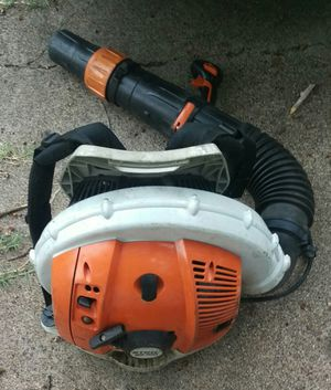 Stihl BR-700 Backpack Blower for Sale in Dallas, TX