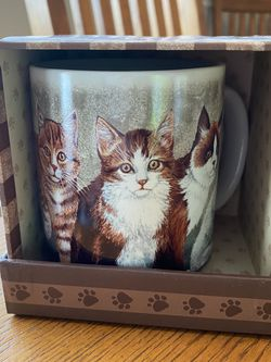 Cat Coffee Cup for Sale in Ellensburg,  WA