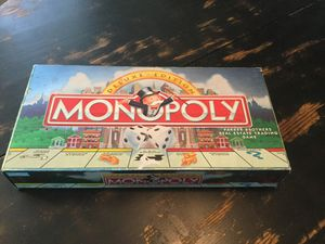 Monopoly Board Game for Sale in Chandler, AZ