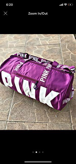 (NWT)Victoria Secret Pink Duffle Bag for Sale in Miami, FL
