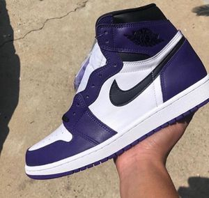 Jordan 1 Court Purples for Sale in Ventura, CA