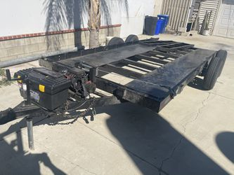 Car Hauler Trailer for Sale in San Bernardino,  CA