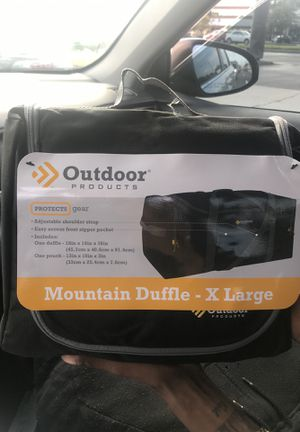 Duffle bag for Sale in Saint Petersburg, FL