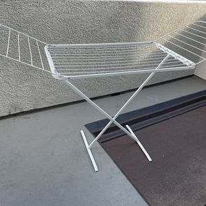 IKEA Folding Cloth Drying Rack Like New for Sale in Rancho Santa Margarita, CA