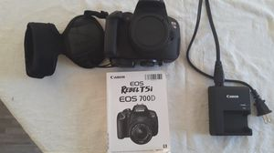 Canon t5i for Sale in Port Richey, FL