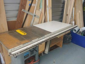 Rockwell Unisaw table saw for Sale in Buda, TX