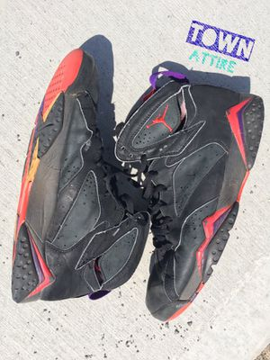 "OG 1992 Air Jordan 7 ""raptors"" size 11 for Sale in Wenatchee, WA"