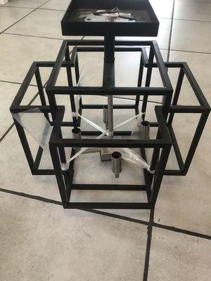 Bedingfield 4 -Chandelier Style Geometric Semi Flush Mount for Sale in Houston, TX