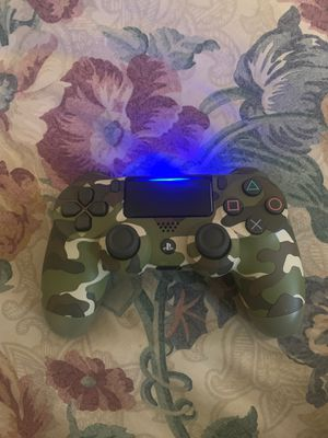 Ps4 Controller Camo Limited Edition for Sale in Salisbury, MD