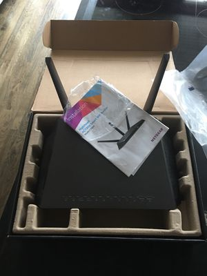 Nighthawk AC1900 Router for Sale in Shelbyville, TN