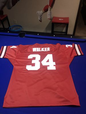 Herschel Walker throwback jersey for Sale in Waynesville, MO