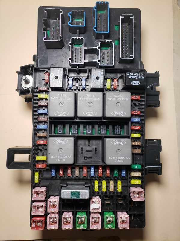 2006 Expedition Fuse Box 6L1T-14A067-AB