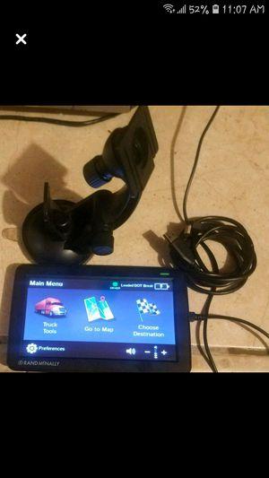 RAND MCNALLY INTELLIROUTE TND 730 TRUCK GPS for Sale in Montebello, CA