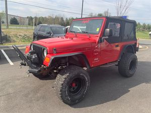 2006 JEEP WRANGLER for Sale in Fredericksburg, VA