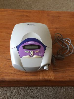 RESMED CPAP Machine , good running condition. No attachments. for Sale in Richardson, TX