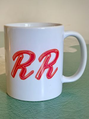 TWIN PEAKS Double R Diner RR Coffee Mug for Sale in New York, NY