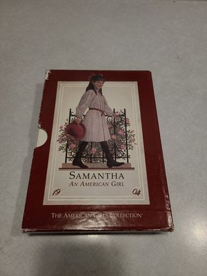 Box set American Girl Doll Samantha for Sale in Pingree Grove, IL