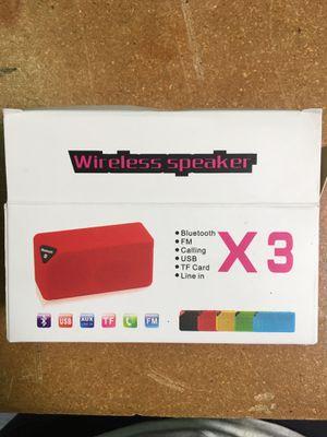 Wireless Speaker for Sale in Fairfax, VA