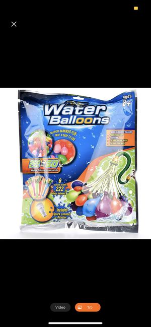 Water balloons for Sale in San Antonio, TX