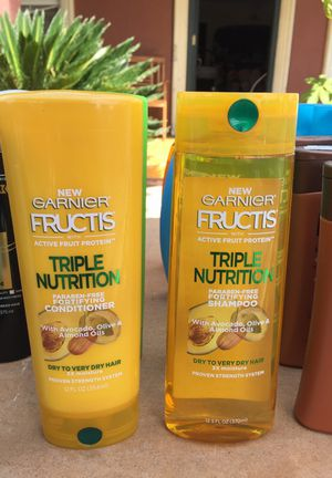 Garnier shampoo and conditioner 2/$5 for Sale in Los Angeles, CA