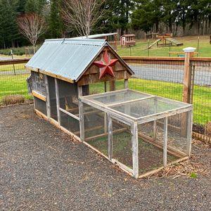 Chicken Coop for Sale in Estacada, OR