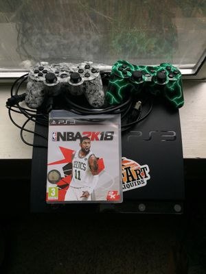 Newer Classic PS3 , everything included. for Sale in Kent, WA