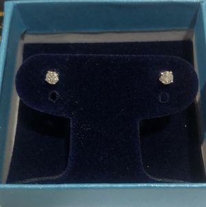1/3 ct diamond earrings for Sale in Monterey, CA