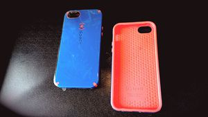 Speck CandyShell (Dual layer) Case for IPhone 5/5S for Sale in Scottsdale, AZ