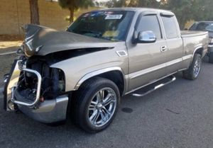 2001 GMC SIERRA 5.3L 2WD FOR PARTS — 90 DAY WARRANTY ENGINE AND TRANS WE DELIVER for Sale in Los Angeles, CA