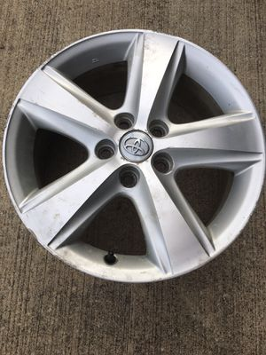 "Toyota Camry Alloy 17"" Rim for Sale in Parma, OH"