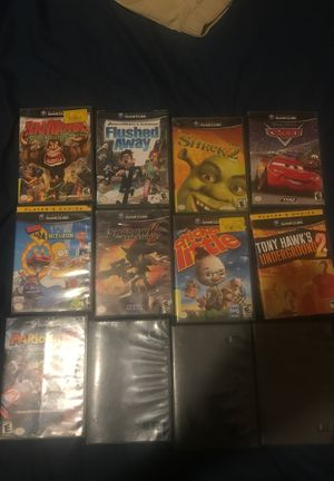 13 GameCube games And Ps3 for Sale in Cumberland, RI