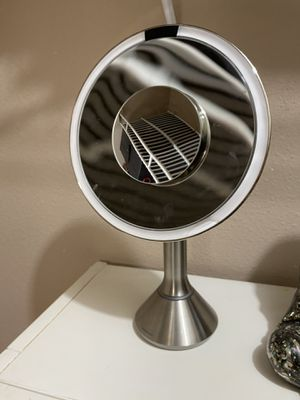 Mirror with magnet mini mirror for Sale in Parlier, CA