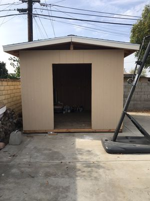 Shed for Sale in Santa Fe Springs, CA