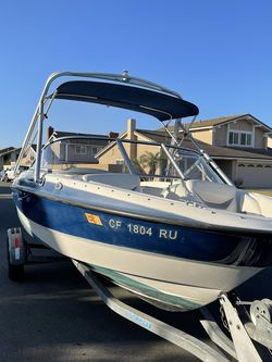 2008 Bayliner 185 Bowrider with Tower 4.3 Mercruiser for Sale in Huntington Beach,  CA