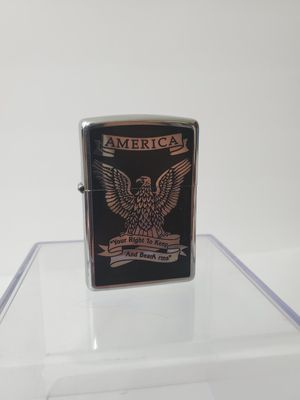 Zippo America your right to keep and bear arms for Sale in Tacoma, WA