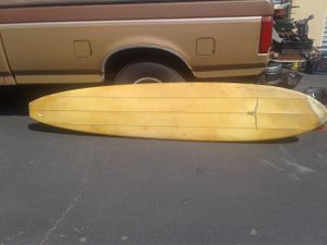 """Seagull 9'8"""" surfboard trifin for Sale in US"""