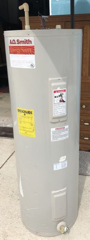 1992 A.O. Smith Energy Saver Hot Water Heater for Sale in Tampa, FL