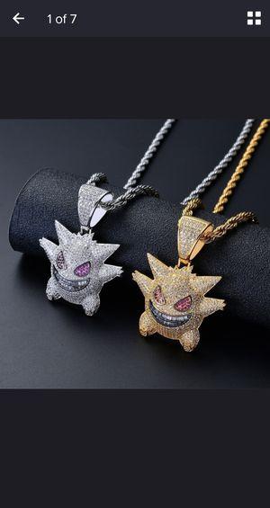 Pokemon Necklace Ice Chain for Sale in Brea, CA