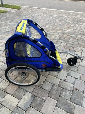 Children bike trailer for Sale in Seminole, FL