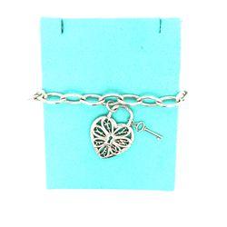 T&Co. Filigree Key Bracelet for Sale in Brandywine,  MD
