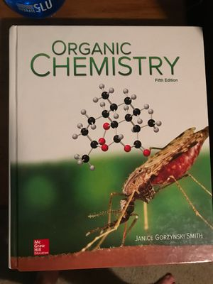 Organic Chemistry 5th edition + Solutions manual for Sale in Arnold, MO