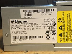 Bestec power supply 120w for Sale in Theodore, AL