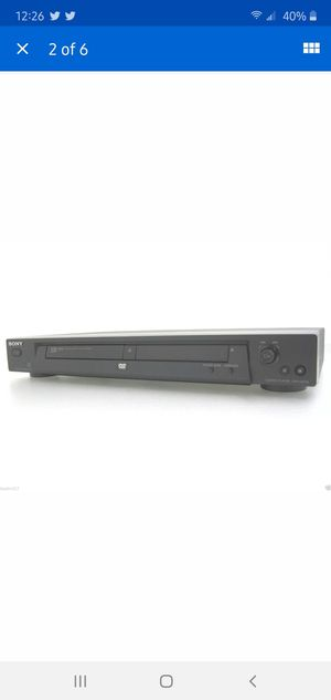 Sony DVP-NS315P DVD CD VCD Player for Sale in undefined