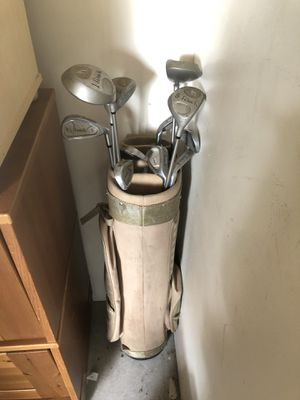 GOLF CLUB SET NEEDS TO GO TODAY! for Sale in Seattle, WA