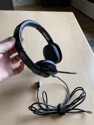 Logitech High-performance USB Headset H540 for Windows and Mac, Skype Certified for Sale in Portland, OR