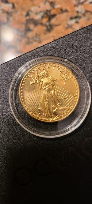 100% Real 1oz pure 24k gold American Eagle for Sale in El Monte, CA